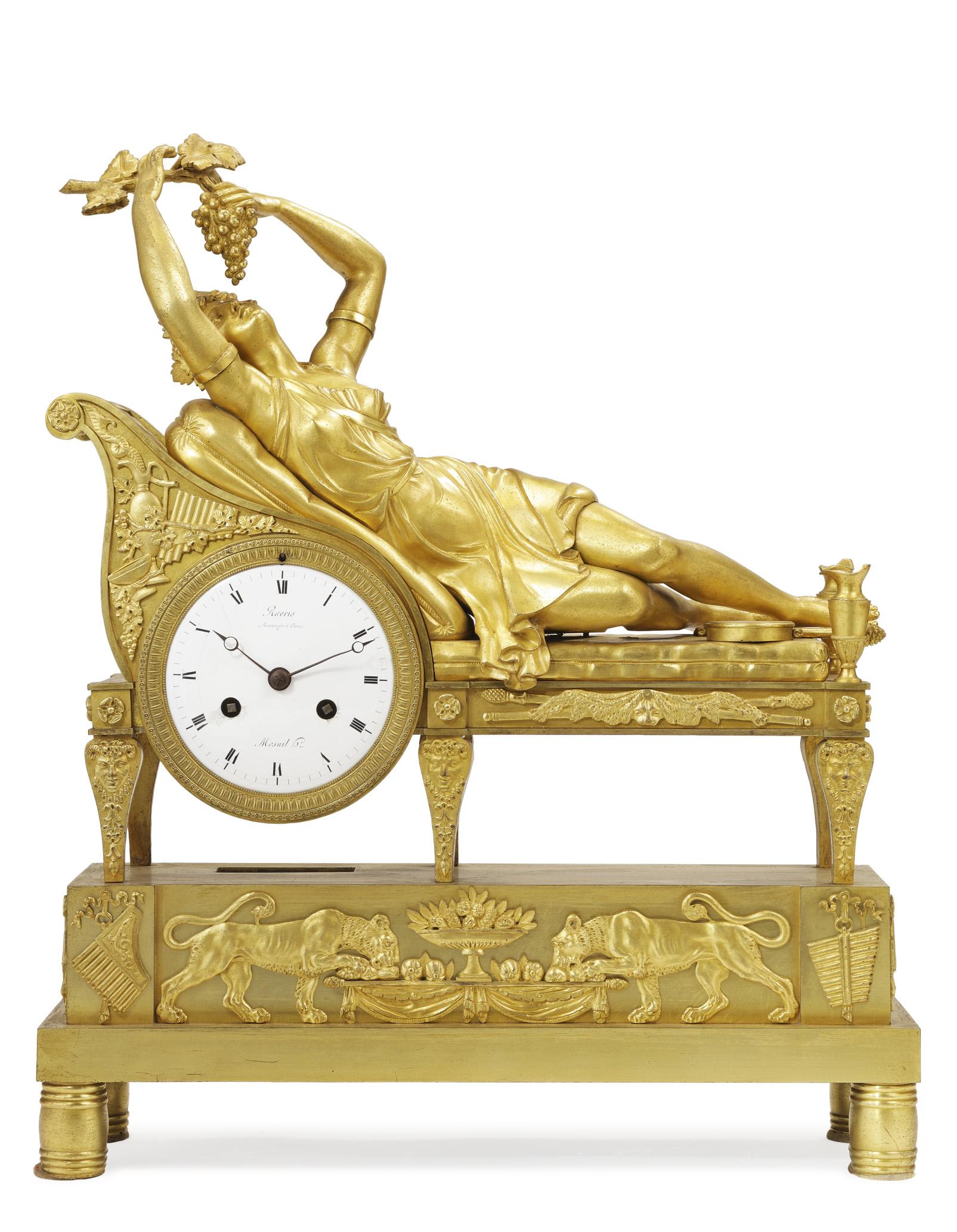 18. April: ZeitTraum – Die Herzogliche Uhrensammlung eröffnet