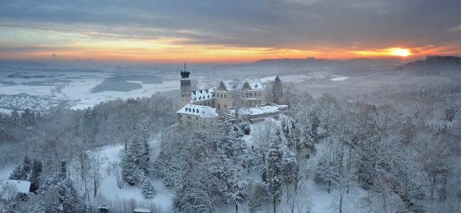 Christvesper auf Schloss Callenberg: Dienstag, 24.12.2019 um 15:30 Uhr