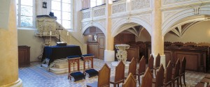 25. September: Sommergottesdienst auf Schloss Callenberg