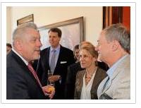 US-Botschafter zu Gast auf Schloss Callenberg