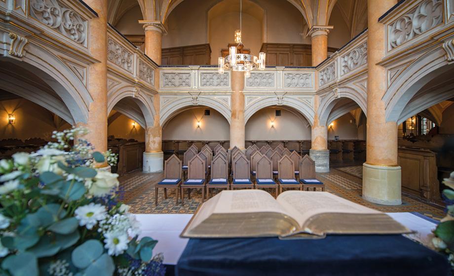 Karfreitag, der 19. April um 15.00 Uhr, öffentlicher Gottesdienst: Andacht zur Sterbestunde Jesu